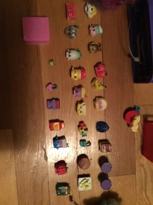 Shopkins and shopies for Sale in Boston, MA