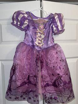 Rapunzel Disney Dress Size 2T for Sale in Miami,  FL