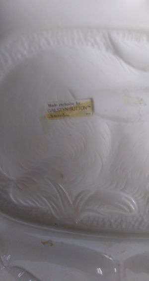 Bunny Ceramic Jello Mold for Sale in Sacramento, CA