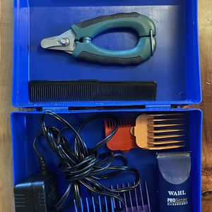 Dog Clippers Set Rechargeable for Sale in Ocean Shores, WA