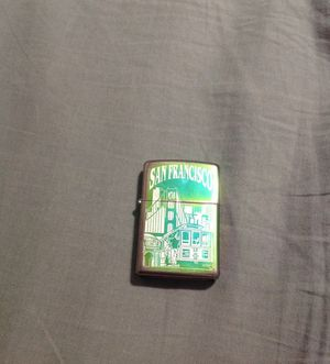 Spectrum San Francisco zippo lighter for Sale in Westerville, OH