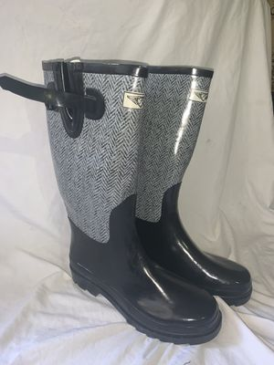 FY Rain boots Size 8 for Sale in Fremont, CA