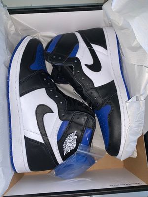 Jordan 1 Royal Toe Size 10.5 for Sale in Sicklerville, NJ