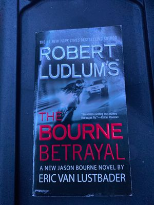 The Bourne Betrayal book for Sale in Oakley, CA