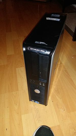Dell. Optiplex. 380.. Works great.. for Sale in San Leandro, CA