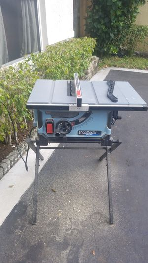 Delta Shop Master 10 inch table saw for Sale in Coral Springs, FL
