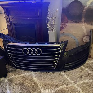 A7 Audi Front Bumper/cover Bumper for Sale in Norwich, CT