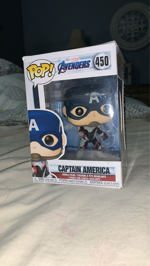 Captain America pop for Sale in La Puente, CA