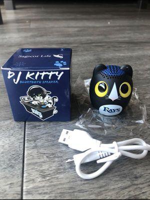 Tampa Bay Rays MLB DJ kitty bluetooth speaker for Sale in Tampa, FL