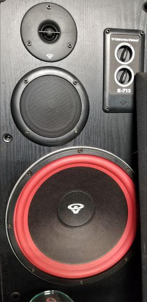 Cerwin vega E-712 speakers for Sale in National City, CA