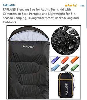Sleeping bag. FARLAND for Sale in Corona, CA