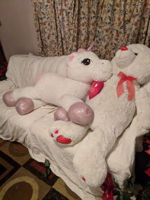 Oversized Stuffed animals for Sale in Decatur, GA