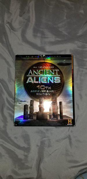 Ancient Aliens 10th Anniversary Edition-36 Discs for Sale in Victoria, VA