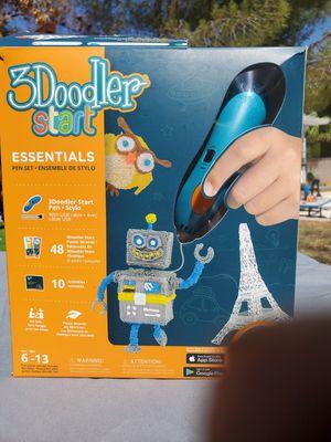 $25 3DOODLER START for Sale in Las Vegas, NV