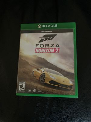 Forza Horizon 2 Xbox 1 for Sale in San Diego, CA
