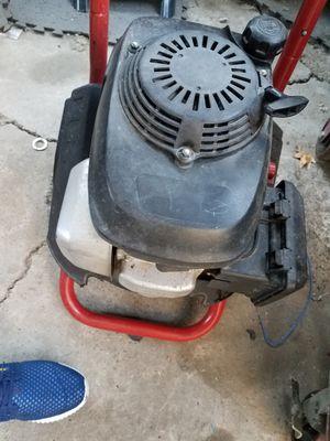 Honda pressure washer motor only for Sale in Modesto, CA