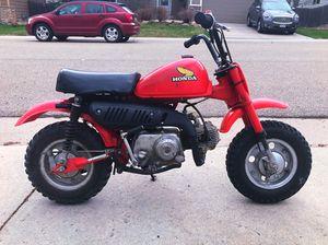 1979 Honda Z50R Mini Trail for Sale in Denver, CO