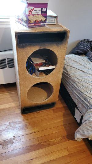 "Speaker box 12"" for Sale in Revere, MA"