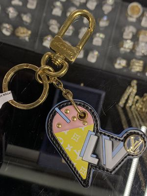 Louis Vuitton Limited Edition Ice Cream Cone Bag Charm for Sale in Las Vegas, NV