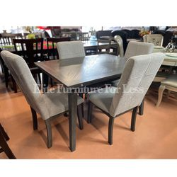 5Pc Gray Dining Set for Sale in Chula Vista,  CA
