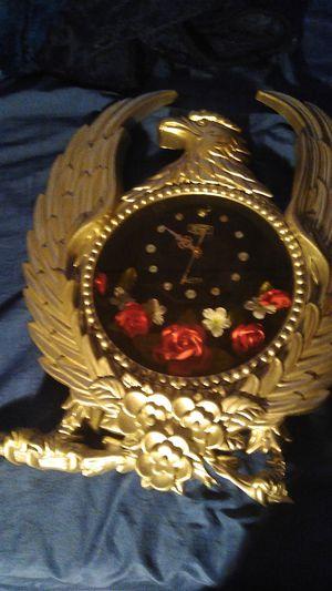 Eagle clock for Sale in Lexington, NC