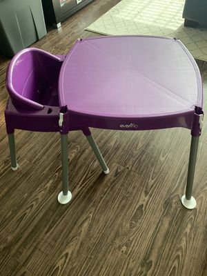 Kid's table and chair for Sale in Richardson, TX