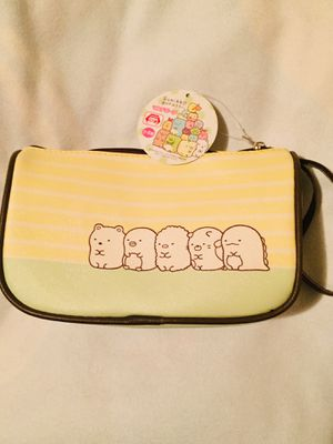 Sumikko Gurashi Pouch for Sale in Monterey Park, CA