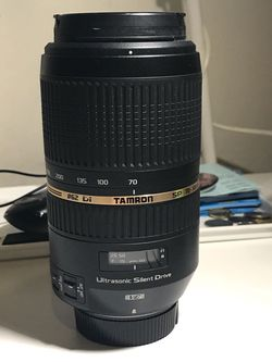 Tamron 70-300mm VC for Nikon DSLR for Sale in Westminster,  CO