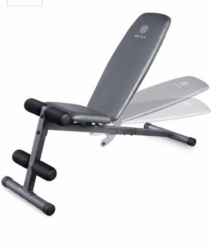 exercise bench, Gold's Gym XR 5.9, Weight Bench for Sale in Los Angeles, CA