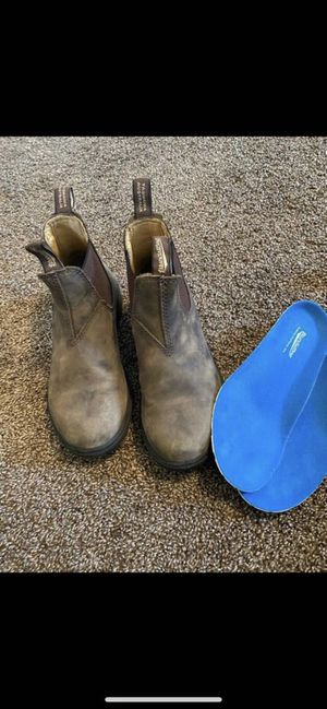 Only worn once. Basically new blundstone youth size 2 for Sale in Arroyo Grande, CA