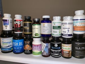 Nutrition and health supplements for Sale in Hamilton Township, NJ