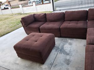 L SHAPED SECTIONAL for Sale in Orange, CA