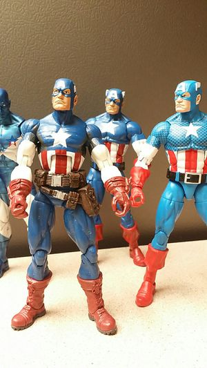 Marvel legends captain america Vance astro for Sale in Long Beach, CA