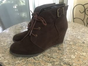 Brown Boots for Sale in Irvine, CA