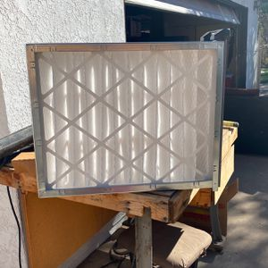 5 inch Hepa Filter and filter base for Sale in Wildomar, CA