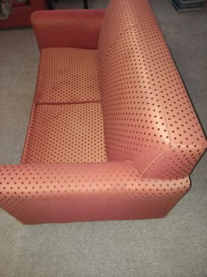 2 sofa bed couches and a chair for Sale in Lawrenceville, GA