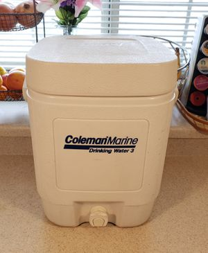 Coleman Cooler 3 Gallons for Sale in North Las Vegas, NV