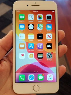 Unlocked iPhone 8 Plus Apple Phone All Companies All Countries for Sale in Dallas,  TX