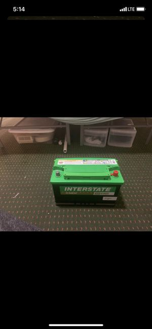 Interstate Battery MTP-94R/H7 for Sale in Richardson, TX