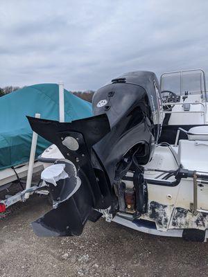 Mercury 4 stroke outboard motor75 hp for Sale in Lynn, MA