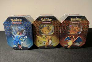 ⚡ Pokemon Hidden Fates Tins ⚡ for Sale in Fontana, CA