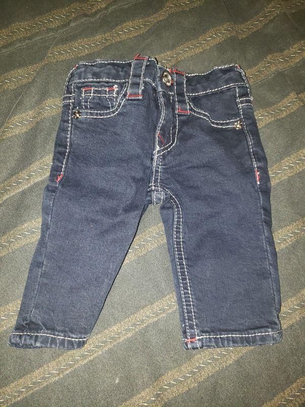 True religión jeans 3 months