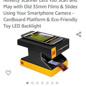 Kodak Film Scanner for Sale in Delanco, NJ