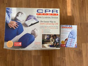 CPR Prompt Home Learning System/ Rescue & Practice aid for Sale in Lynnwood, WA
