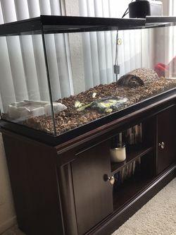 Terrarium Aquarium for Sale in Santa Ana,  CA