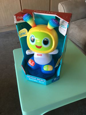 Brand new never used fisher price Beatbo DLX for Sale in Sun City, AZ