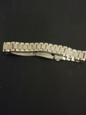 Silver men's bracelet,stainless steel for Sale in Baltimore, MD