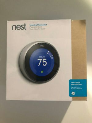 Nest Thermostat 3rd Generation for Sale in Lakewood, CA