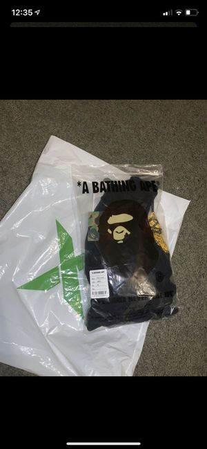 Bape tee for Sale in Cuyahoga Falls, OH