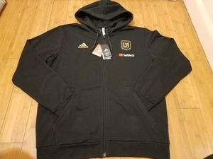 Adidas Hoodie Jacket size M,L,XL and 2XL for Men for Sale in Lynwood, CA